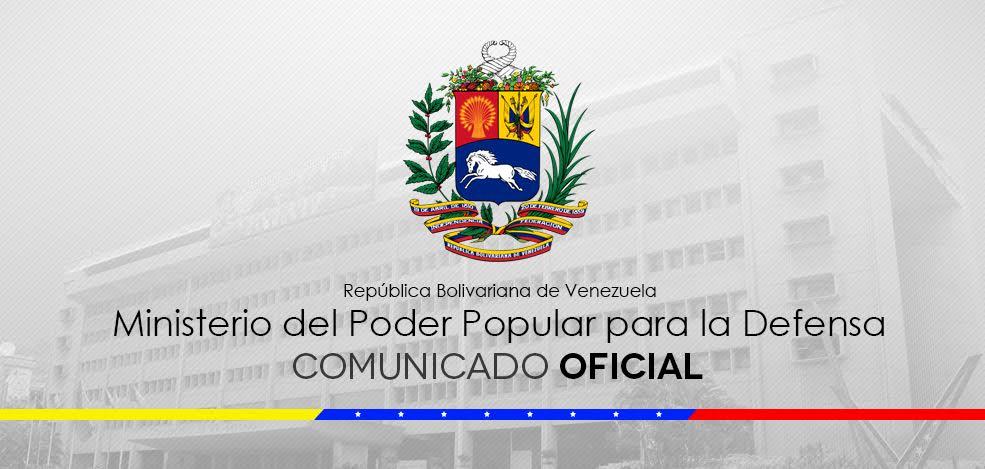 Maduro: Si algo me pasa, ¡retomen el poder y hagan una revolución más radical! - Página 8 COMUNICADO-OFICIAL