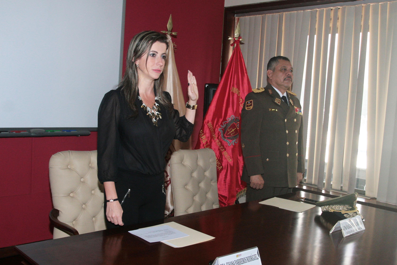 Defensora General y Defensor General Militar
